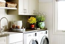 Laundry Room / by Melissa Seymour