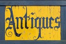 ANTIQUES / by Rethal Conkle