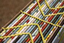 Bookbinding Inspiration / by Elena Murphy