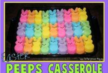 Easter Fun Foods! / by Kathy Sheffer