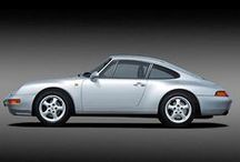 Porsche 993 / The last of the air cooled / by Darren Prior