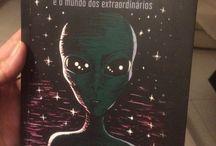 Livros : Diogo Baroni Faula / Painel destinado ao escritor Diogo Baroni Faula