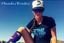 """Runners We Love! / RUN because you can! Runners we love, running the world one step at a time and rockin' the Miles and Pace brand while they do it. Get out and """"RUN"""" your city."""