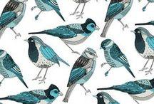 {art lessons} birdies