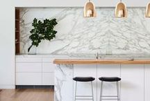 My dream kitchens. / by Erin Phraner