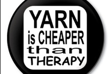 Crochet and that other yarn craft