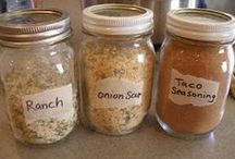 Recipes  / I have divided my recipe board into the following categories: Recipes,  Sides, Main
