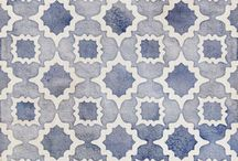 {inspiration} patterns / inspiring and interesting repeat, printed, or vintage patterns