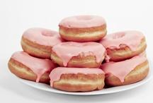 Doughnuts.  / by Erin E. Phraner