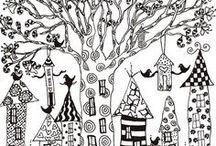 doodles / by Marie Lightsey