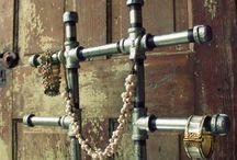 Cool Jewelry Display Ideas / by Jenny Ashley