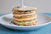 Cake batter–flavored desserts! / by Erin E. Phraner