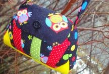 Pincushions / Lots of pincushions from my pin cushion swap! and lots of owls I made and now purse-pin cushions.