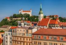 Bratislava - the city