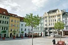 Bratislava on Google Street View