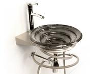 D'Vontz Pedestal Sinks