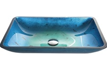 Kraus Glass Vessel Sinks / by Direct Sinks