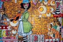 ★  DIY :: Art Journal  ★  / by Raquel Amador