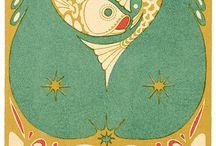 {inspiration} design / Design inspiration for layout, patterns, motifs, prints, paintings