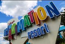 Disney Resorts / by Kathy Batzinger
