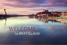 Welcome to Bratislava! / Discover Bratislava, the capital of Slovakia, located in the hearth of Europe. Classic European charm, rich history, dynamic developments and picturesque surrounding countryside...