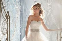Wedding Dresses That make You Say WOW! / by Casey Olson