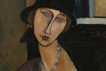 Artist - Modigliani