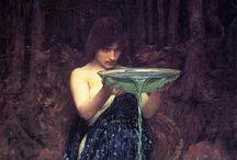 Artist - Waterhouse