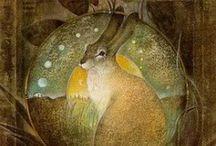 Animals - Hares
