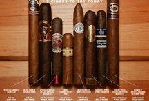 Cigar Tabacos / Habanos y picaduras / by Ramospina