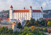 BRATISLAVA tourist guide / TOP places to visit, things to see & enjoy while visiting #Bratislava , the capital of #Slovakia