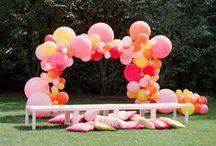 Events - Balloon Decor