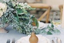 Table Decor & Centerpieces / Wedding table decor and centerpieces for the reception