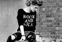 Hard Rock Style