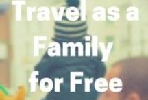 Family Travel Hacks / Get tips and tricks on how to save money, have less stress with the kids, and enjoy exploring the world as a family.