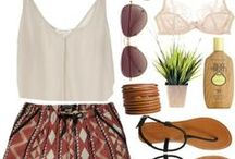Spring/Summer Style / by Bri Hoaby