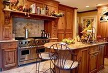 Kitchen & Bath / Kitchen and bath remodeling ideas / by Time 4 Kindergarten