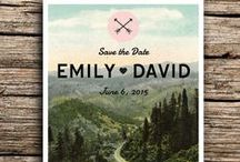 {Save-the-dates} / by Ashley Drummy