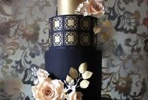 Weddings {Cakes & Cupcakes} / by Ashley Drummy