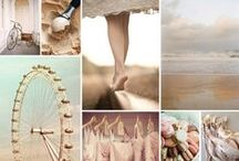 Weddings {Color Combos} / by Ashley Drummy