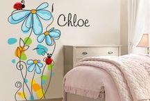 Nursery, Kids room & clothing / by Desiree Chavez