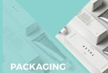 Packaging Inspiration / A collection of beautiful packaging examples and concepts from around the web. Boxes, labels, bottles, wrapping paper...