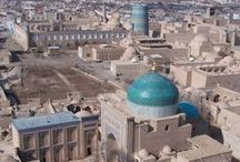 UZbekistAN-iRAn / by Maryam Arif