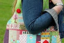 Sewing - Bags, Purses, Totes / by Brad N Ann Moore