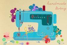 Sewing & Craft Room Ideas / by Brad N Ann Moore