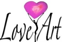 Love Art ... / My studio & creations ...