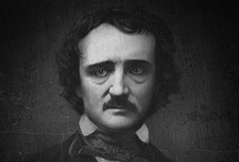 Edgar Allan Poe / by Brigid Ashwood