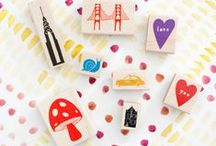 For the Crafty Type / Products and inspiration to get making
