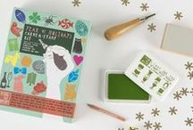 For the Holidays / Holiday themed products and inspiration