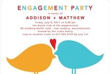 Engagement {Party} / by Ashley Drummy
